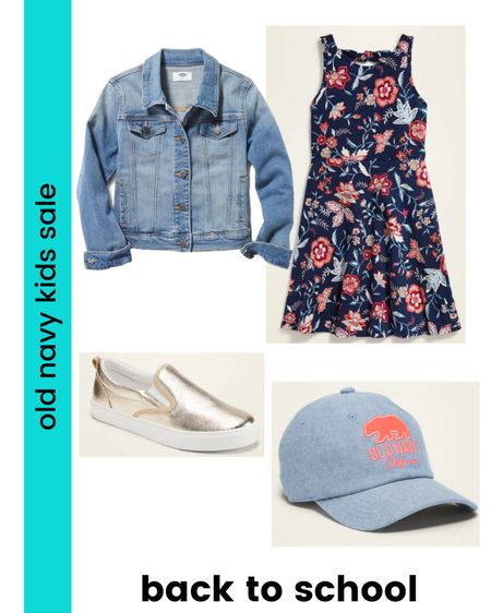 There are so many cute kids clothes on sale at Old Navy for back to school! Check this cute outfit out for little girls. http://liketk.it/2V2k3 #liketkit @liketoknow.it #LTKunder50 #LTKspring #LTKsalealert Download the LIKEtoKNOW.it shopping app to shop this pic via screenshot