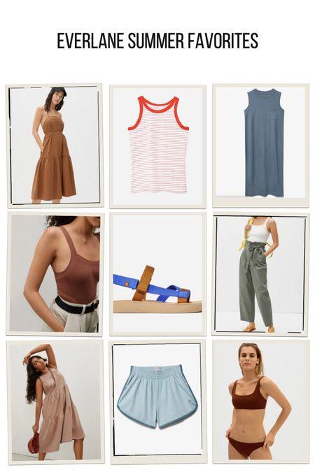 Summer everlane favorites!   #LTKunder50 #LTKunder100 #LTKSeasonal