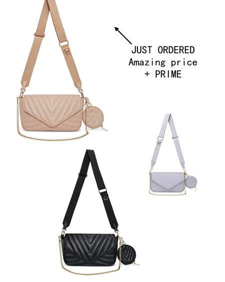 Crossbody hybrid purse  Amazon find Crossbody purse   http://liketk.it/3jDzE #liketkit @liketoknow.it #LTKbeauty #LTKitbag #LTKsalealert