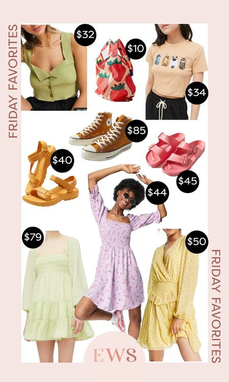 Friday Favorites Asos & Urban Outfitters  #LTKSeasonal