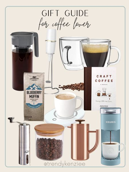 gift guide for the coffee lover / amazon find / amazon finds   #LTKHoliday #LTKGiftGuide #LTKhome