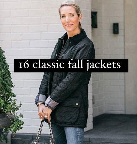 Classic fall jacket / fall coats   #LTKstyletip #LTKSeasonal #LTKworkwear