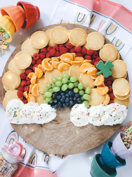 Lucky Breakfast Board 🍀🌈 http://liketk.it/39tgc #liketkit @liketoknow.it #LTKfamily #LTKhome #LTKunder50 @liketoknow.it.home @liketoknow.it.family