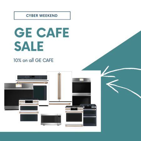 Black Friday sale, cyber weekend, cyber Monday, appliance sale, Home Depot, GE café, refrigerator, dishwasher, range, microwave, oven, brass appliance, gold appliance, kitchen appliance, Christmas sale, wall oven, white appliance, black appliance, modern appliance, and core, chandelier, kitchen hardware, faucet,  http://liketk.it/32vsA #liketkit @liketoknow.it #LTKsalealert #StayHomeWithLTK #LTKfamily