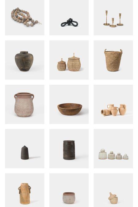 Decor objects accessories   #LTKunder100 #LTKsalealert #LTKhome