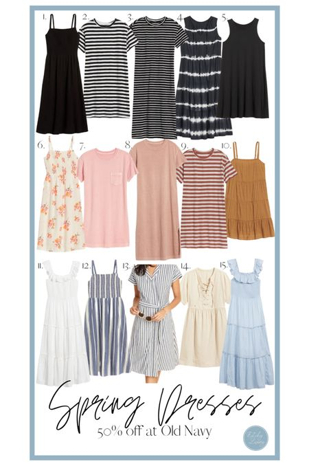 50% Dresses at Old Navy http://liketk.it/3buqK #liketkit @liketoknow.it #oldnavy #dresses #oldnavydeals #budgetshopping #springdress You can instantly shop my looks by following me on the LIKEtoKNOW.it shopping app