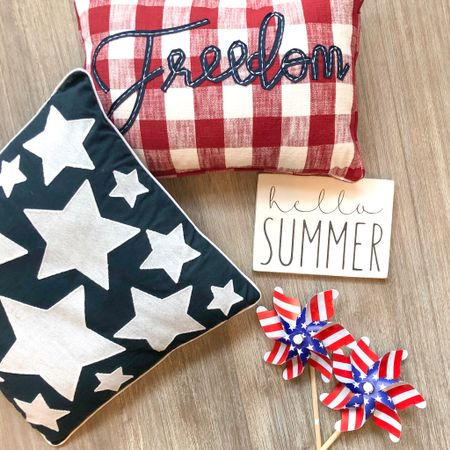 Getting ready for July 4th?! Check out the cute home accessories from Kirkland's now up to 50% off! Plus grab a cute tray sign from one of my favorite Etsy shops! This is the larger sign, mini fits perfectly on my wood tiered tray! http://liketk.it/2CycU #liketkit @liketoknow.it #LTKhome #LTKsalealert #july4th #kirklands #raedunninspired