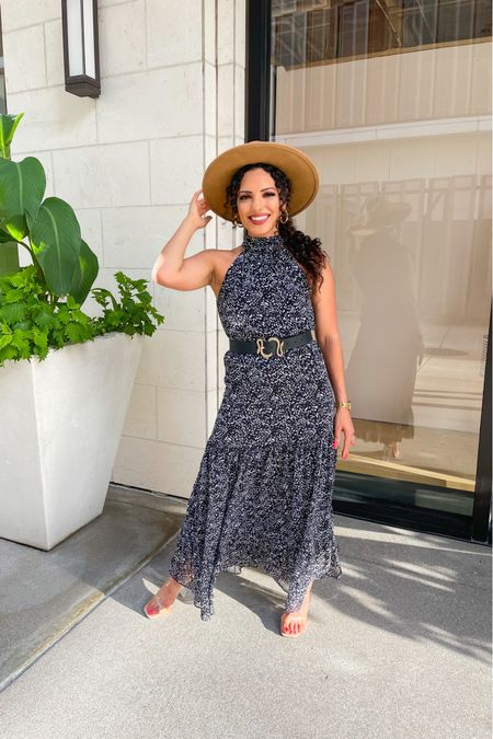 Linked this summer maxi dress from Express in two different colors and some other timeless pieces you can complete your look with!!   #LTKstyletip #LTKwedding #LTKunder100