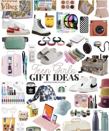 Christmas Gift Ideas for Teen Girls!   Holiday Gift guide Teen girls   #LTKHoliday #LTKstyletip #LTKGiftGuide