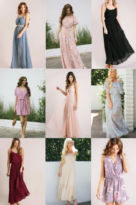 Morning lavender 40% off summer sale. Bridal style, light and airy outfits, summer to fall dresses, boutique dresses. http://liketk.it/2TJte #liketkit @liketoknow.it
