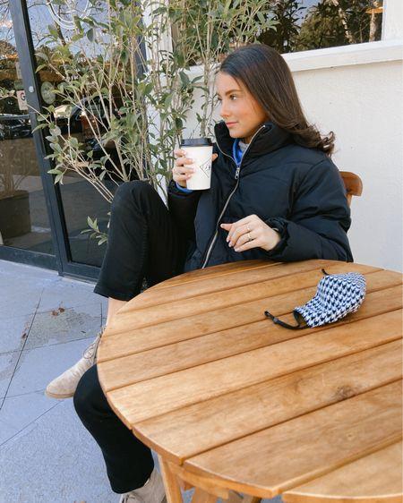 Always down to get dressed up and find a new coffee shop 🖤☕️ http://liketk.it/36hB6 #liketkit @liketoknow.it #LTKSeasonal #LTKunder50 #LTKtravel
