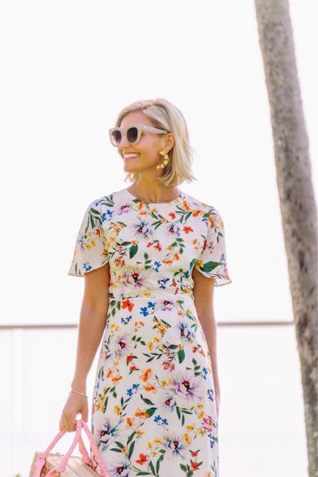 Summer botanicals 🌺🌿   #LTKwedding #LTKstyletip #LTKtravel