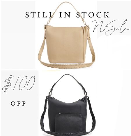 All Saints Crossbody bag from the  NSale Nordstrom sale $100 off   #LTKitbag #LTKsalealert #LTKstyletip