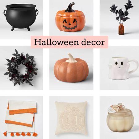 Target Halloween decor   #LTKhome #LTKunder50 #LTKSeasonal