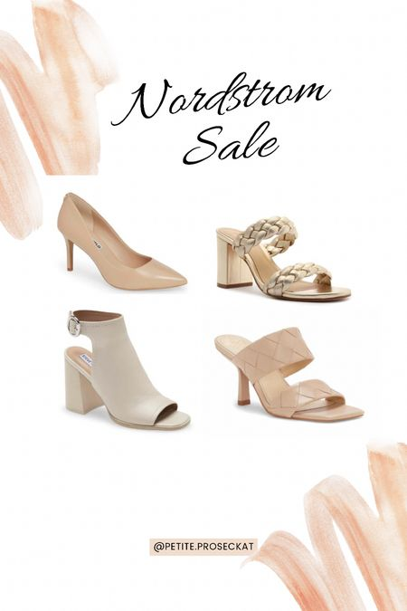 Get wedding and date night ready with these heels! Some great staples on sale are the best!  #LTKsalealert #LTKshoecrush