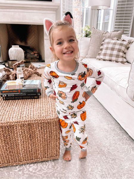 Cutest pumpkin spice toddler pjs from Mudpie are on sale for under $20 🙌🏼   #LTKHoliday #LTKSeasonal #LTKSale