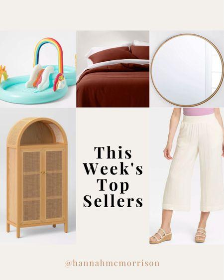 This Week's Top Sellers  http://liketk.it/3eG6d #liketkit #LTKunder50 #LTKunder100 @liketoknow.it