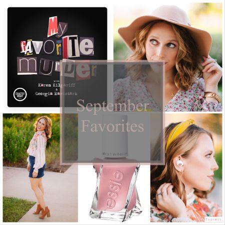 My September favorites! Shop 'em all here ✨ http://liketk.it/2FlKy #liketkit @liketoknow.it