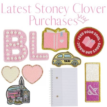 a few Stoney Clover items I've picked up lately… the website has free shipping over $50 until tomorrow!   #LTKfamily #LTKstyletip #LTKunder50