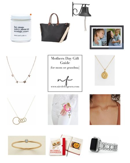 The best list (thing I've been gifted, things suggested by other moms that they love, and items my mom said she would love!) for all moms, mamas to be, or veteran moms watching their children raise the circus. This is for them. Show them your appreciation! http://liketk.it/3dumt #liketkit @liketoknow.it #LTKbaby #LTKunder50 #LTKfamily #mother #mothersday #mom #mama #giftsformom #mothersdaygift #giftguide #keepsake #necklace #momsday #gift #love