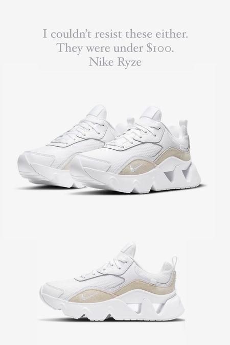 Nike ryze Running shoe Tennis show  #LTKshoecrush #LTKfit #LTKunder100