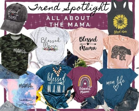 Mother's Day mama tees tanks shirts t-shirts, fashion style, graphic shirt - Mommy outfit, momma mama to be, pregnancy love your mom!   Screenshot this pic to get shoppable product details with the LIKEtoKNOW.it shopping app make sure you follow FrugalDealsDelivered for more ideas and collage inspiration!   http://liketk.it/3d7Nt #liketkit @liketoknow.it #LTKkids #LTKfamily #LTKstyletip