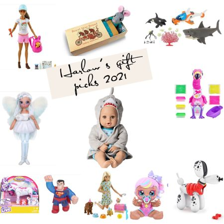Harlow's toy wish list for Christmas 2021   #LTKHoliday #LTKkids #LTKunder50