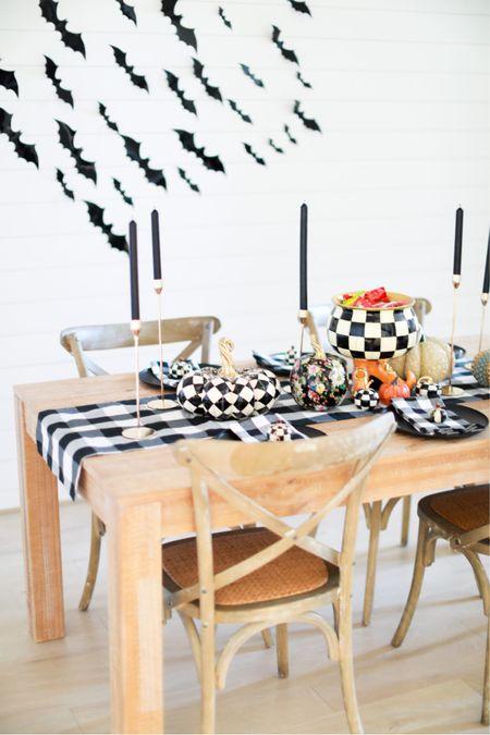 Halloween  Tablescape Ideas   #LTKhome #LTKSeasonal
