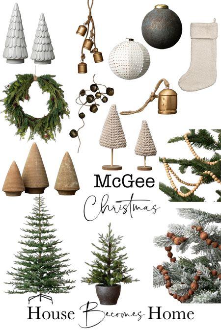 McGee Christmas   #LTKhome #LTKSeasonal #LTKHoliday
