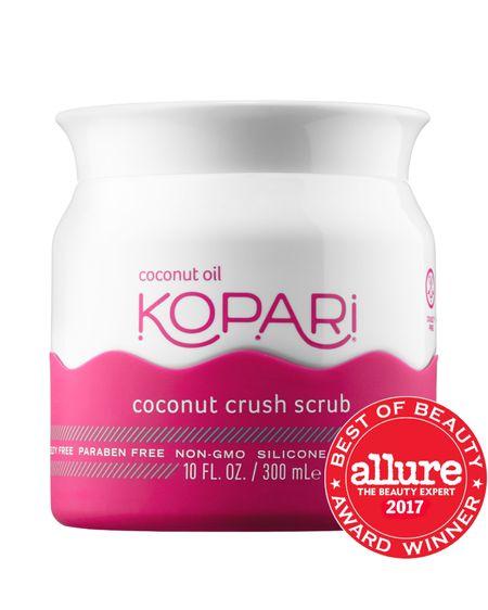 Seriously the best body scrub ever. This kopario body scrub smells delicious and has the best texture! Body scrub, clean beauty, kopari, kopari scrub, kopari deodorant, body care, beauty products #StayHomeWithLTK #liketkit @liketoknow.it http://liketk.it/3997x   #LTKunder50 #LTKbeauty