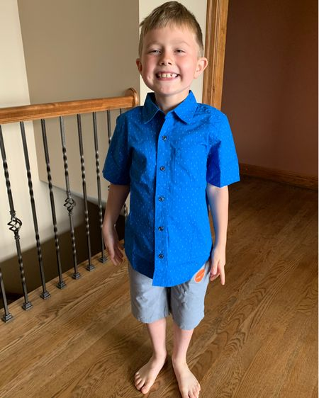 Boys outfits Picture day boys outfit Boys beach outfit Kids clothing Family photos Beach outfit  http://liketk.it/3e7tA #liketkit @liketoknow.it #LTKfamily #LTKkids #LTKunder50