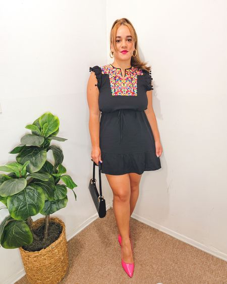 Dress http://liketk.it/3jKKQ @liketoknow.it #liketkit #LTKunder50 #LTKunder100 #LTKstyletip #LTKshoecrush #LTKtravel #LTKitbag