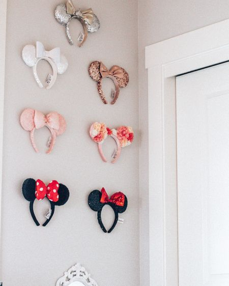 Princess room Disney ears wall  Little girls decor   #LTKkids #LTKhome #StayHomeWithLTK #liketkit @liketoknow.it.home @liketoknow.it.family Shop your screenshot of this pic with the LIKEtoKNOW.it shopping app http://liketk.it/2PHmJ @liketoknow.it