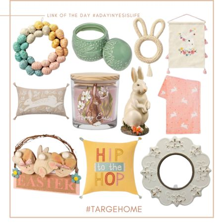 With Easter 🐣 right around the corner, I thought I'd put together a few of my favorite home-decor ideas from @target 🎯✨ : http://liketk.it/396Gy #liketkit @liketoknow.it #LTKhome #LTKunder100 #LTKunder50