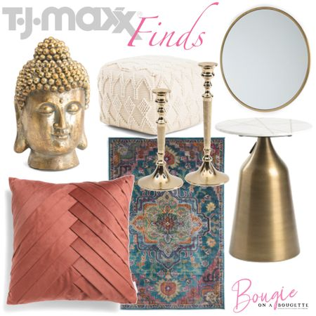Boho chic decor at @tjmaxx. Shop the look by following me on on the LIKEtoKNOW.it app! It's totally free to download!     #LTKhome #LTKfamily #LTKstyletip