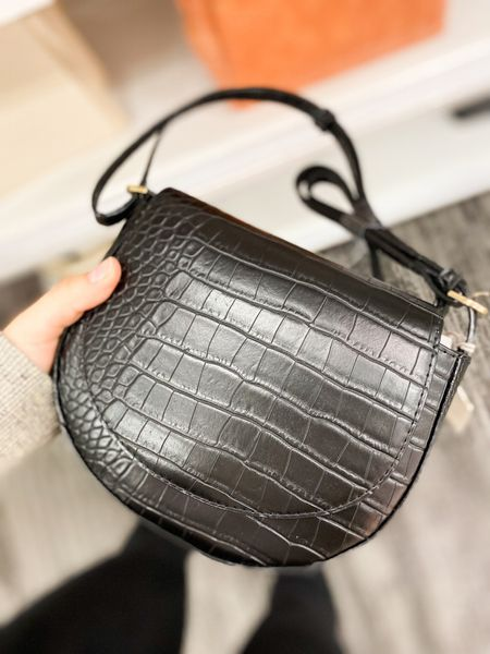 Loving this target bag! Only $25 & comes in 4 colors! Would make a great gift option too. #targetstyle #targetfinds #target #anewday #fallfashion #giftguide #giftsforwomen   #LTKGiftGuide #LTKitbag #LTKunder50