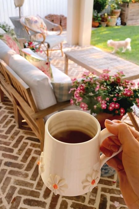 Daisy coffee mug   #LTKhome #LTKunder50 #LTKunder100