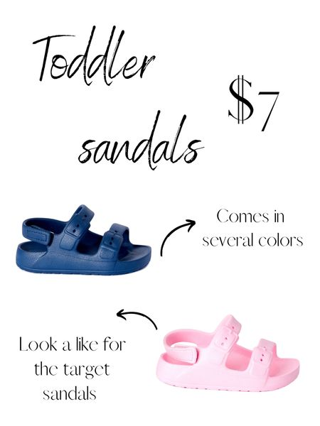 Universal toddler sandals for summer. Waterproof and great for casual days. @liketoknow.it #liketkit #LTKbaby #LTKkids #LTKshoecrush http://liketk.it/39gDW Shop my daily looks by following me on the LIKEtoKNOW.it shopping app