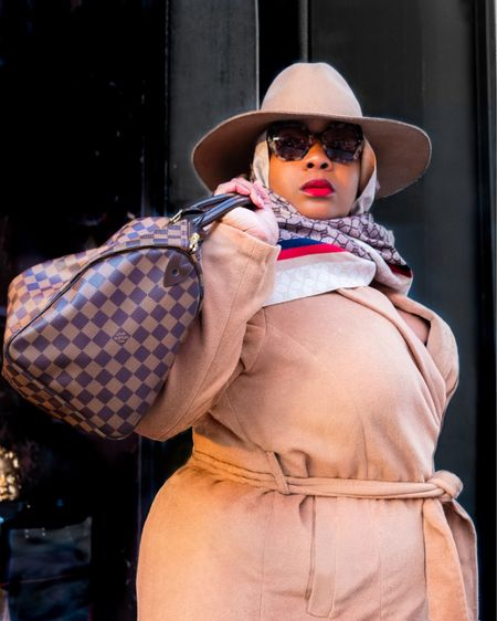 """""""My outerwear is my outfit."""" -Shenell    http://liketk.it/38CZo #liketkit @liketoknow.it #LTKstyletip #LTKunder100 #LTKcurves Shop my daily looks by following me on the LIKEtoKNOW.it shopping app  #plussizefashion #plusstyle #plusfashion"""