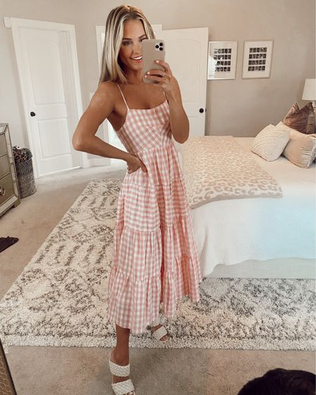 Petal and pup try on haul with discount code SHEA20 for 20% off! Linking my favorite midi dresses, Maxi dresses, casual dresses, summer dresses, spring dresses, pink dress, wedding guest dresses, and outdoor summer dresses here along with some shoes and cute accessories to match! @shealeighmills @liketoknow.it #liketkit #LTKsalealert #LTKshoecrush #LTKtravel http://liketk.it/3hHqk