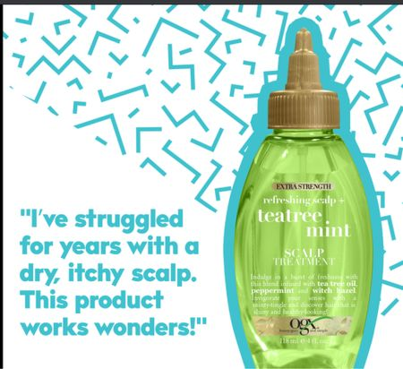 Hair care, scalp treatment, gentle and soothing scalp treatment, non toxic   #LTKbeauty #LTKfamily #LTKunder50