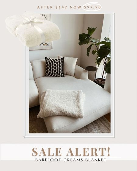 Nordstrom anniversary sale barefoot dreams blankets are still in stock and they make a great gift too!  #LTKunder100 #LTKhome #LTKsalealert