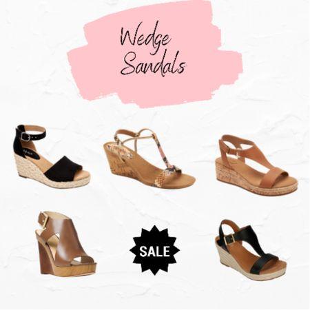 Wedge sandals on sale! Including Michael Kors  http://liketk.it/3g7kI @liketoknow.it #liketkit and #LTKsalealert #LTKunder100 #LTKshoecrush