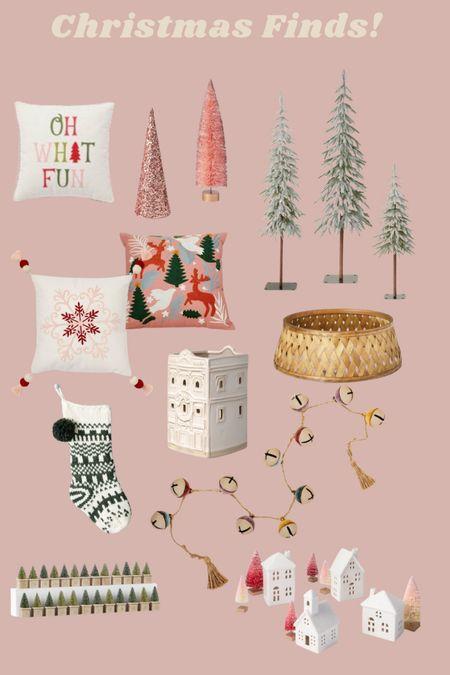 Target Christmas Finds!   #LTKHoliday #LTKSeasonal #LTKhome