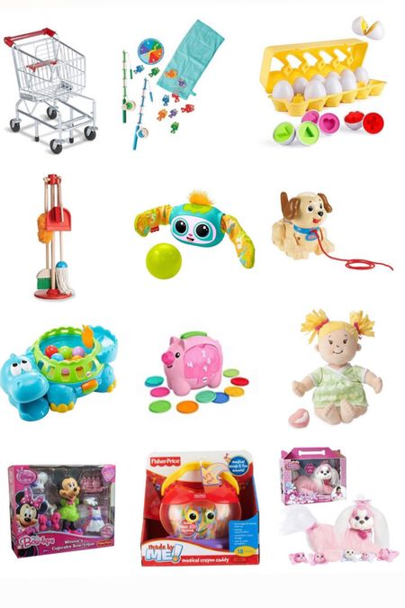 Forever favorite toys! Recommending every single one.   #LTKfamily #LTKunder50 #LTKbaby