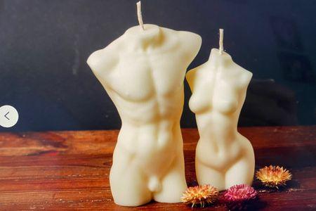 Decorative candles for bathroom decoration http://liketk.it/37LtW @liketoknow.it #liketkit #StayHomeWithLTK #LTKunder50 #LTKhome