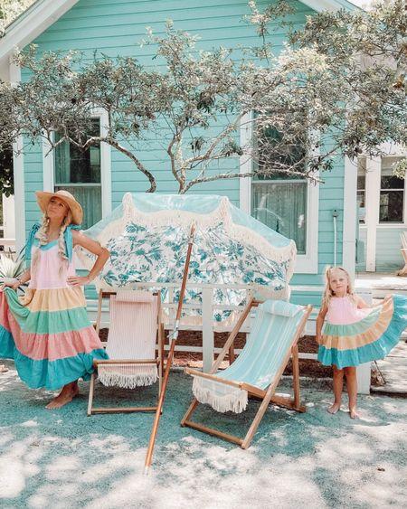 Beach chairs & umbrella http://liketk.it/3hy4v #liketkit @liketoknow.it #LTKtravel #LTKswim #LTKfamily