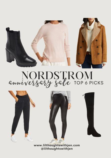 the top 6 six investments I would make in the Nordstrom anniversary sale - pieces that will last for seasons and wardrobe basics that can be dressed up or down and be worn for work!   #LTKunder100 #LTKworkwear #LTKsalealert