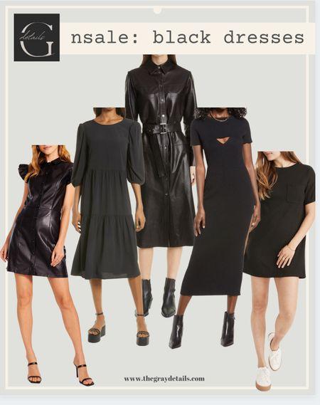 LBD from the Nordstrom anniversary sale   #LTKwedding #LTKworkwear #LTKsalealert