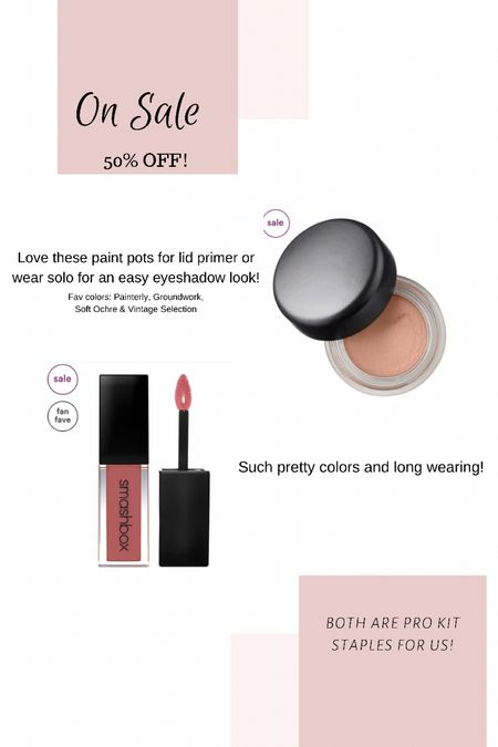 Ulta 21 days of beauty picks for today! These paint pots are the BEST lid primers or can wear solo! Love these long-wearing lippies too!   #LTKwedding #LTKsalealert #LTKbeauty